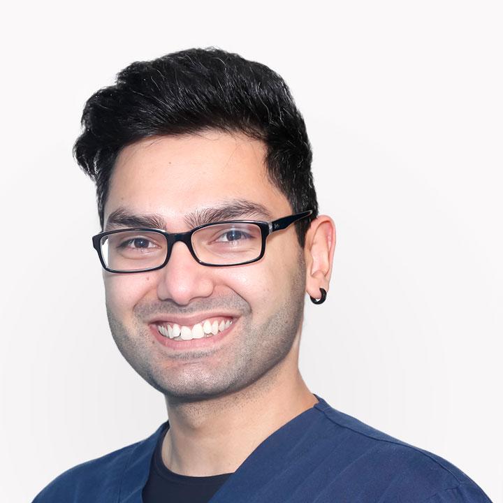 Dr Ashish Pathania