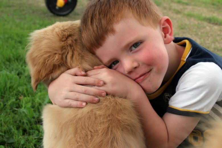 Why pets are so good for your kids!