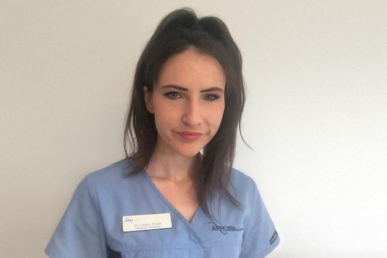Dr Candice Evans