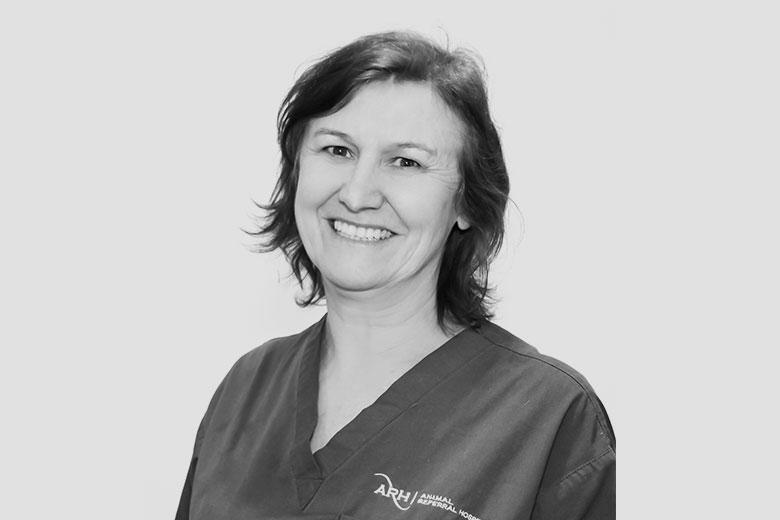 Dr Ann Hill
