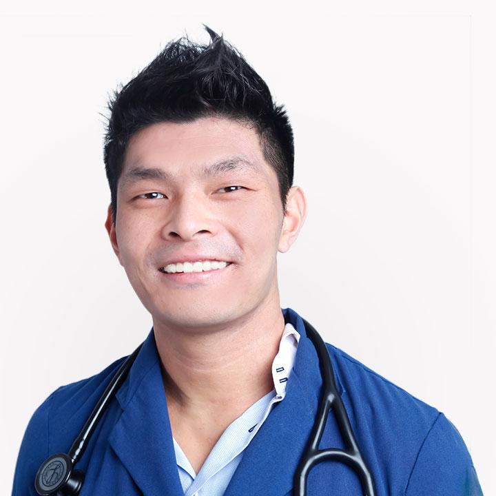 Dr Aaron Koey